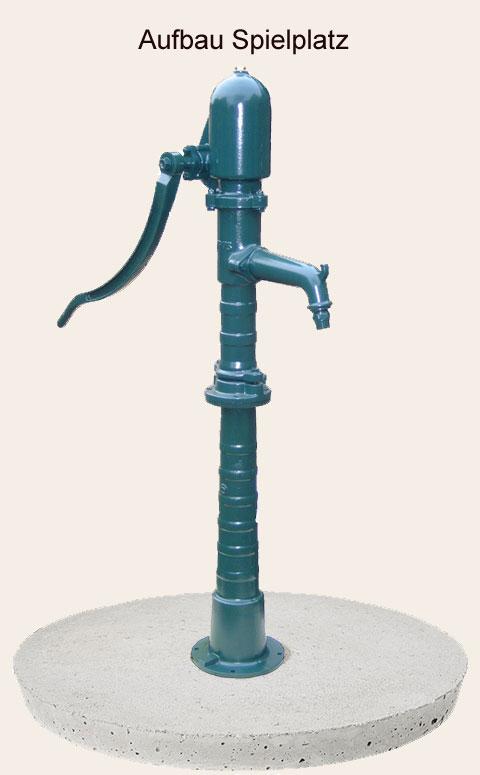 Pumpen für Kindergarten und Schule