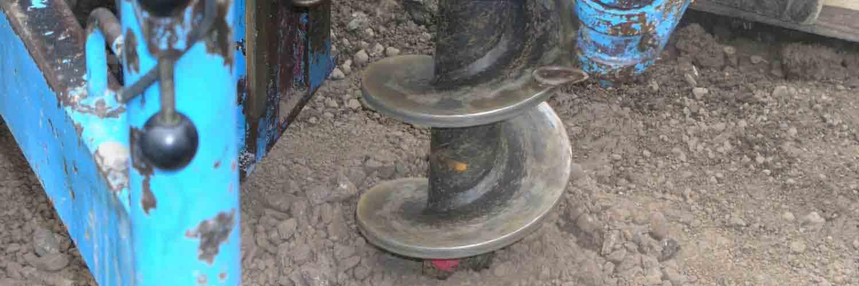 Tiefbrunnen für die Trinkwasserversorgung